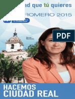 Programa PP Ciudad Real