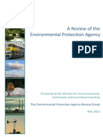 Review of EPA