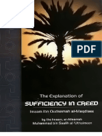 the-explanation-of-the-sufficiency-in-creed