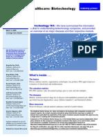 Biotech Primer 090220