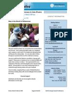Newsletter 2015 05