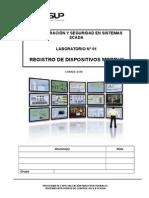 Lab 01 - Seguridad SCADA - Config Modbus Device