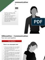 PowerpointSilhouettesCommunication.ppt