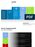 PowerpointArrowShapesPuzzle.ppt