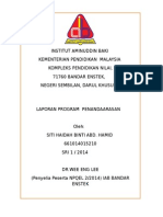 LAPORAN PROGRAM PENANDAARASAN.docx