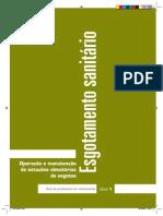 Operacao e Manutencao de Estacoes Elevatorias de Esgotos