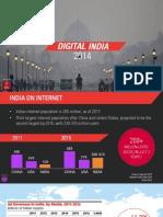 Digital India 2014- a Study