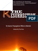The Resurrection - Islam