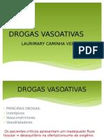 DROGAS VASOATIVAS