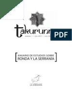 Índice Takurunna