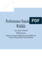 Development of Performance Standards - Bryan