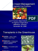 Jon Turmel-Vegetable Insect Management