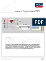 PID-Potential Induced Degradation