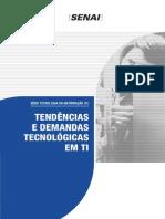 ME - Tendências e Demandas Tecnológicas Em TI