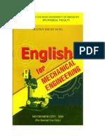 English for Mechanical Engineering
