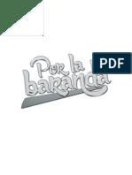 Guía de Uso y Manual de Estilo de PorlaBaranda