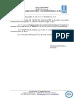 Regulamento Graduação - 269