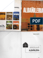Bricolaje Albañilería-Ed Paraninfo 1987 Español