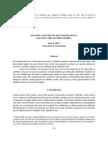Factor Analisys of Multilevel Data