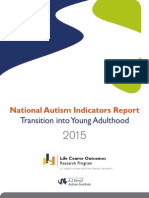 Natl Autism Indicators Report April 2015