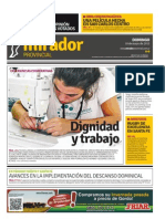 Edición impresa del domingo 10 de mayo de 2015