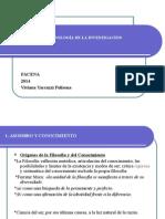 Diapositivas Clase Epistemología
