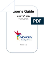 ADATA SSD Toolbox User Guide v1.0 En