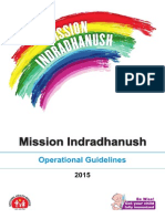 Operational Guidelines for Mission Indradhanush