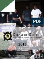 Dream of Detroit 2015