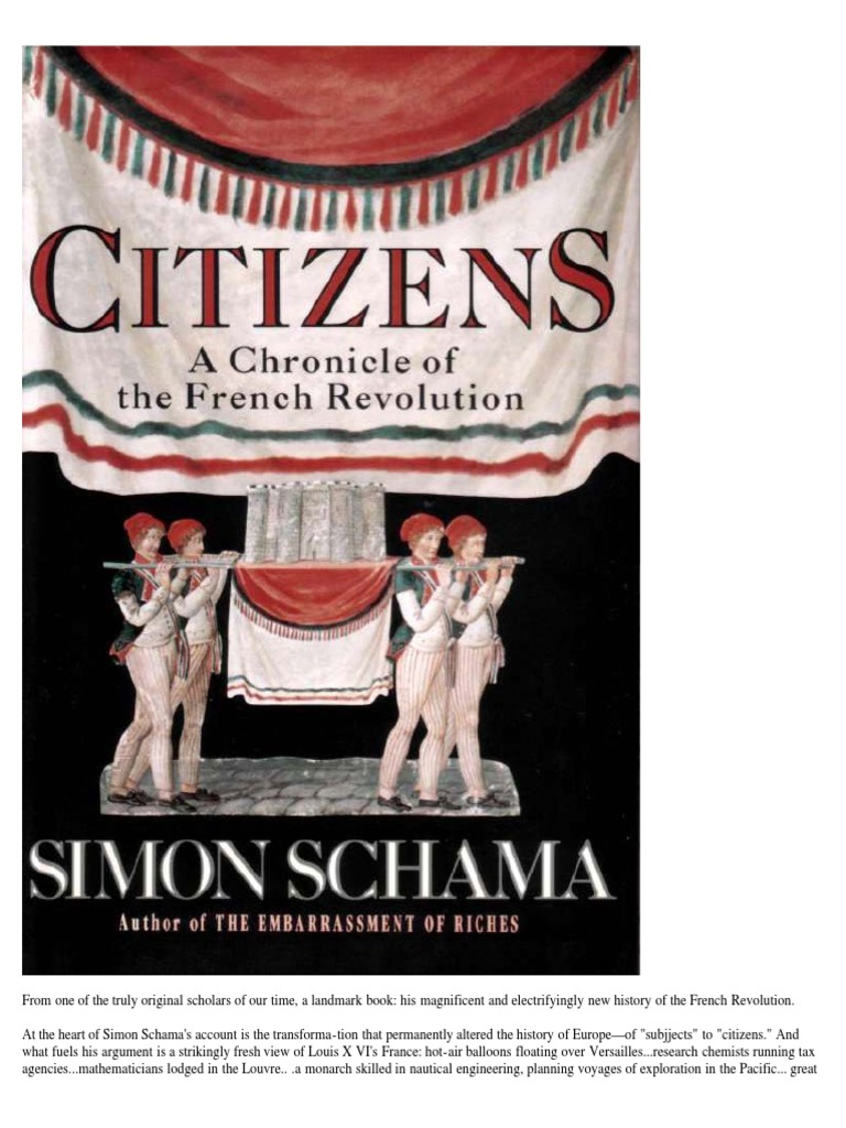 Origin of suspicion in the French Revolution?