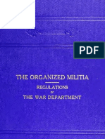 (1910) Regulations for the Organized Militia