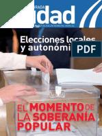 Revista Fuenlabrada Ciudad Mayo de 2015