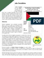 Partido Baaz Árabe Socialista
