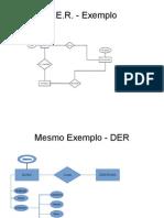 DER - Exemplo