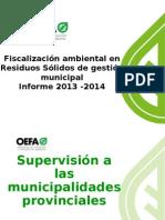Fiscalización Ambiental en Residuos Sólidos de Gestion Municipal (1)