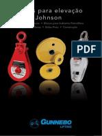 catalogo blocos de elevação jhonson