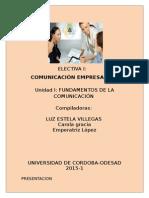 1. Unidad Uno Comunicacion