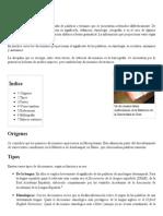 Diccionario - Wikipedia, La Enciclopedia Libre