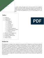 Organización - Wikipedia, la enciclopedia libre.pdf