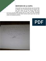 Carta.enrique