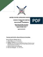 2012-04 Usla Meeting Minutes