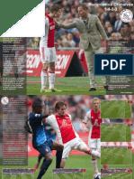Analisis del Ajax de Frank de Boer Mecanismos Ofensivos