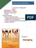Managment articles