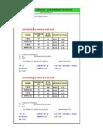 Cuadro Excel de Topografia