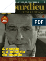 Texto 2 - Revista Educação - Arbitrário Cultural - Sobre Bourdieu