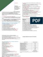 De Lenguaje Común a Lenguaje Algebraico Ejemplos Resueltos