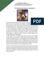 Biografia Francisco Miran