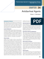 Chapter34 - Antidiarrheal Agents