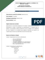 Proyecto Final fundamentos de administracion