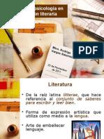 Psicología e Interpretación literaria